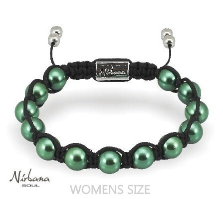 Magnetarmbånd til Kvinder - Mørkegrøn