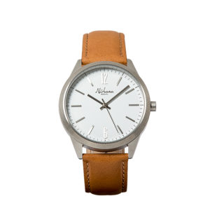 Classic Delux Silver/Brown