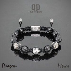 Dusk to Dawn armbånd - Dragon