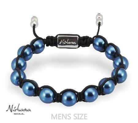 Magnetarmbånd - blå
