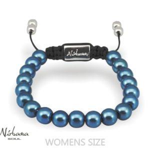 Magnetarmbånd blåt