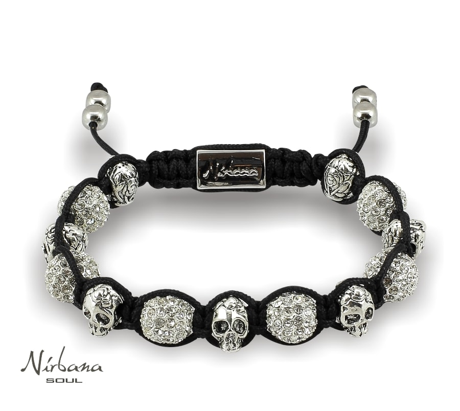 Skulls armbånd - Xia