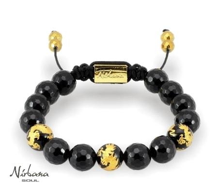 Saibi Gold armbånd