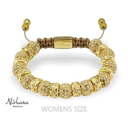 Venus guld armbånd