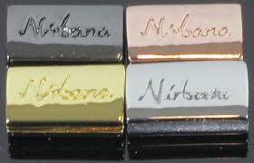 Låsesten med Nirbana Soul logo